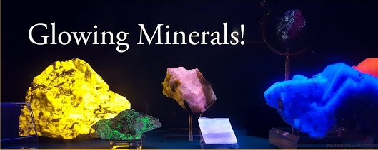 Glowing Minerals Video